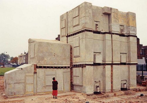 House, Rachel Whiteread 1993