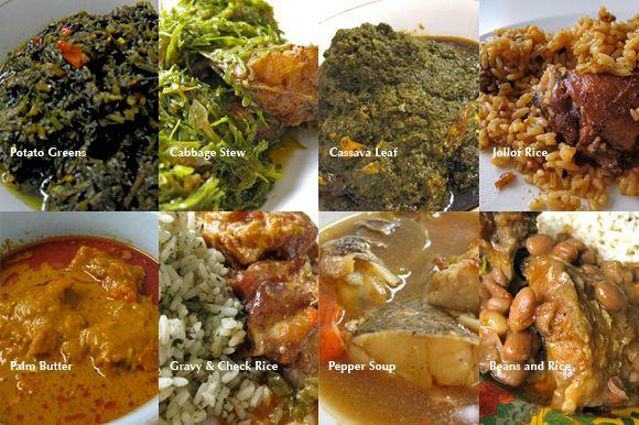 Liberian Dishes