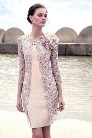 Resultado de imagen para vestidos de noche para señora elegantes cortos con encaje