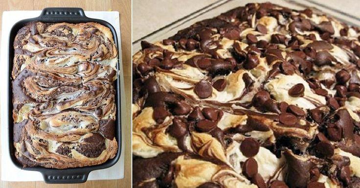 Je ne connais pas du tout l'origine du nom de ce gâteau et tout ce que je peux imaginer, c'est qu'une fois qu'on l'a manger, on pèse tellement lourd que la terre tremble sous nos pieds! Hahaha! Un dessert alléchant, admettez-le! Ne le laissez pas tra