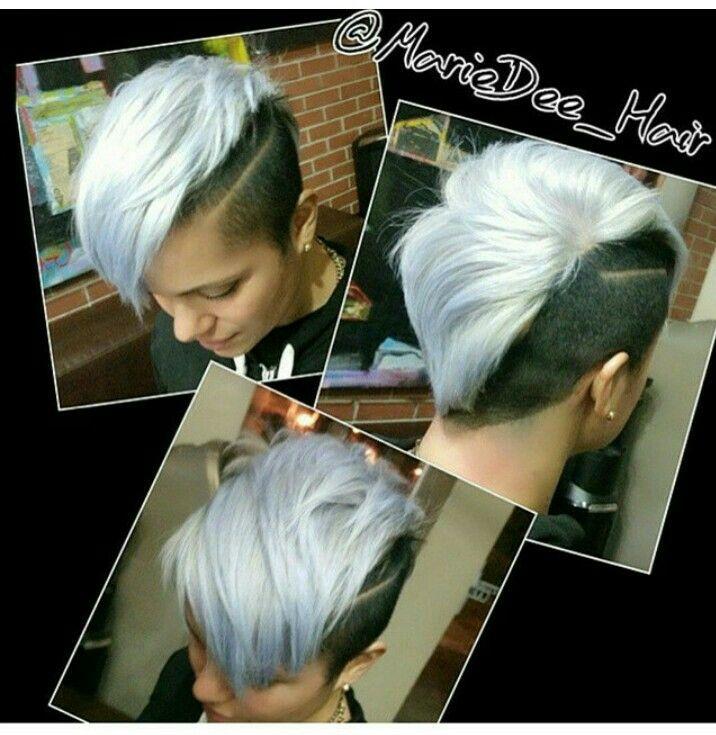 Silver mohawk