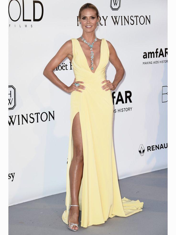 406 best Heidi Klum images on Pinterest   Woman fashion, Blouses and ...