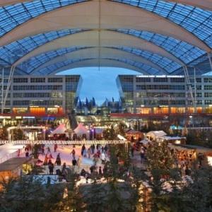 'aeroporto di Monaco di Baviera