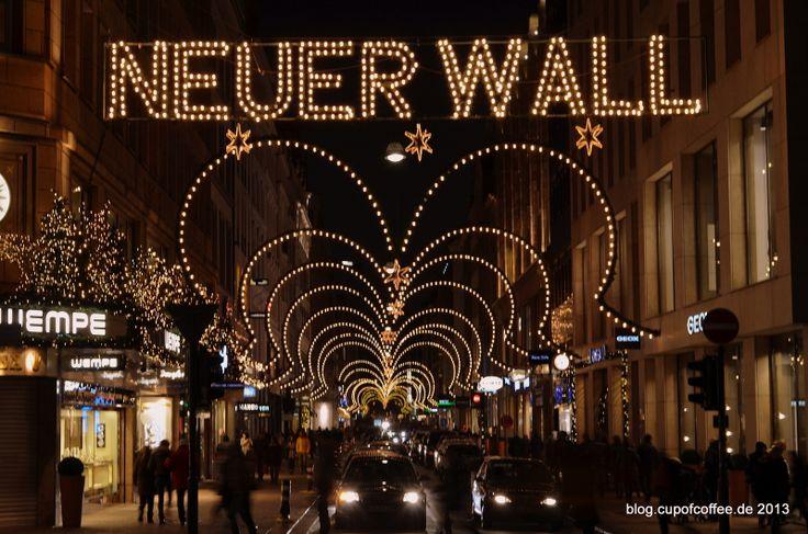 Neuer Wall Hamburg.