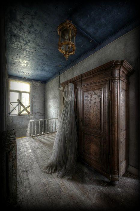 Empty Spaces| Abandoned| Decay| Manoir DP ... Avril '14 - abandonnés Lieux
