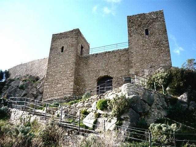Motta San Giovanni (castello di Sant'Aniceto o San Niceto)