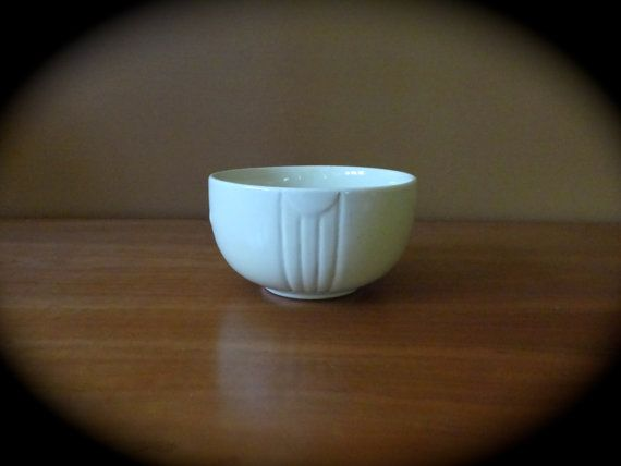 Antique MidCentury Mixing Bowl // Pistachio Green by FreshRelics, $18.00