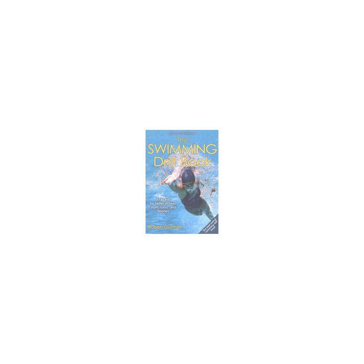 Swimming Drill Book (Paperback) (Ruben Guzman)