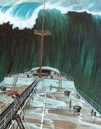 Výsledek obrázku pro mořské vlny
