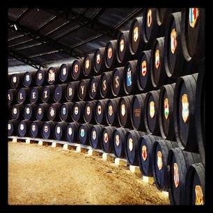 Real Bodega de la Concha - Jerez  By @alcaucil  #wineries