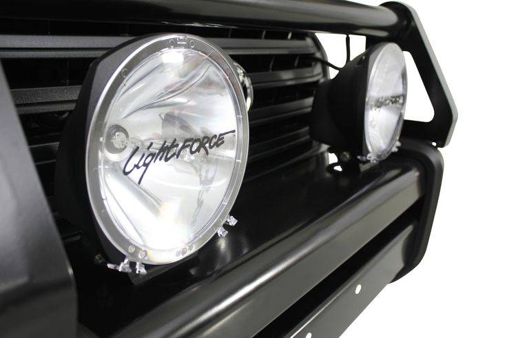 Illuminate country roads at night with Lightforce Spot Lights