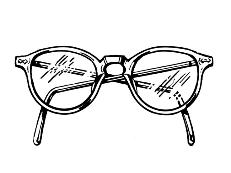 Line Drawing Glasses : Best things drawing challenge images cartoon