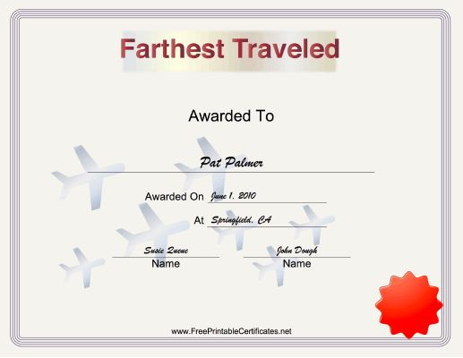 383 best reunion images on pinterest play ideas kid games and this printable certificate for a high school or college class reunion features airplanes to indicate the yelopaper Images