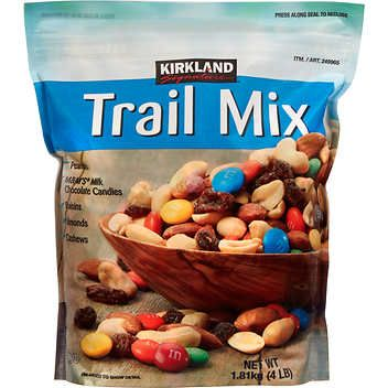 Kirkland Signature Trail Mix, 4 lbs