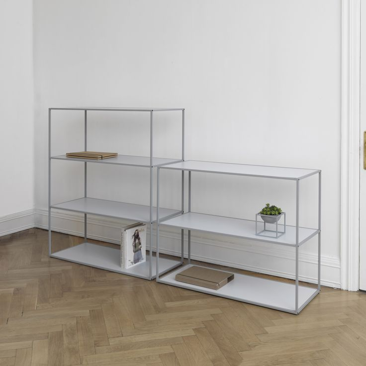 by Lassen Twin Bookcase SS16 collection