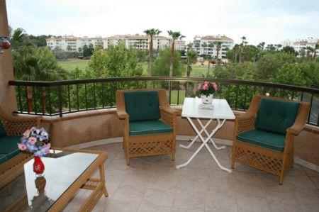 Stor, fin leilighet i Albir med 2 soverom, 2 bad og nytt aircondition. Ref: Hipersol 3 A