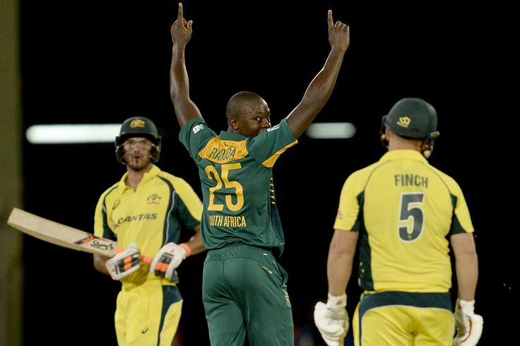 RSA vs AUS 2nd ODI 2nd October 2016 Live Cricket Streaming Match Result Highlights - Dekh News