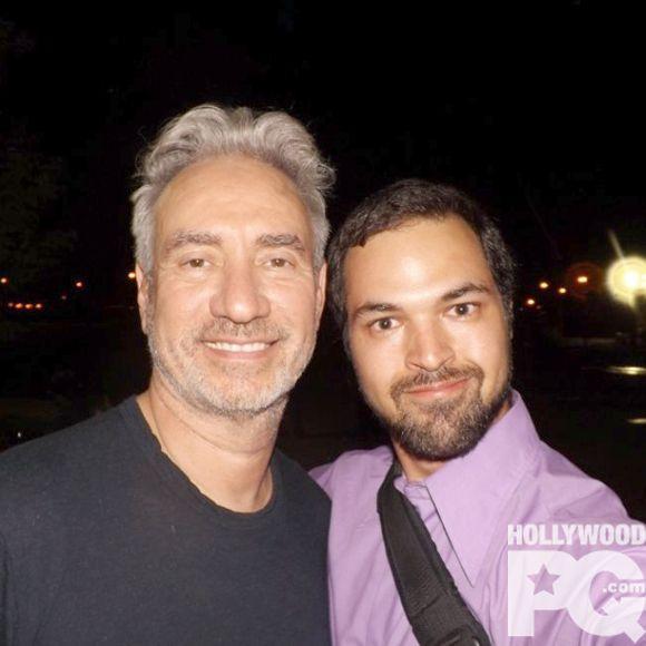 Le réalisateur Roland Emmerich en repérage à Montréal pour Independance Day 2 - SPOTTED | HollywoodPQ.com