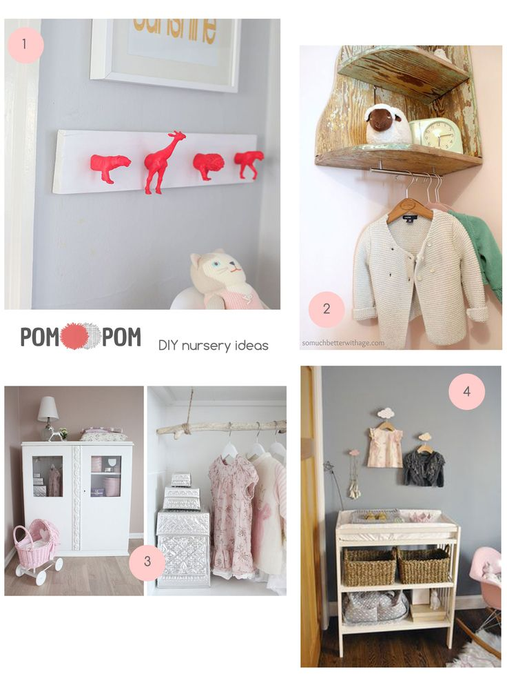Diy nursery ideas!