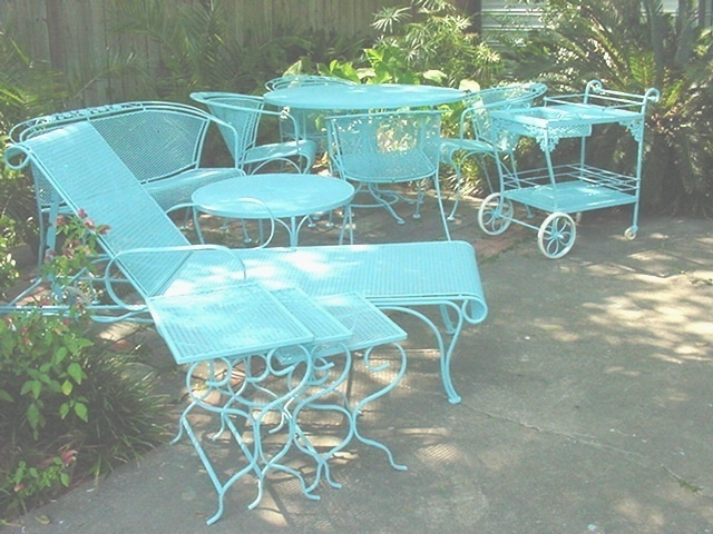 Aluminum Outdoor Lounge Chairs