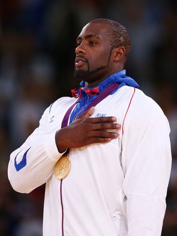 Teddy Riner (FRA) - judô  Foto: Getty Images
