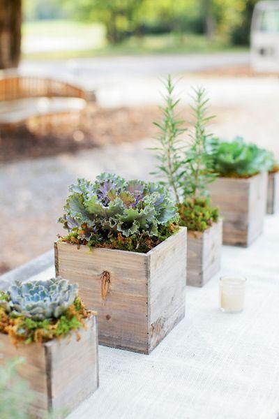 Organic elegance nashville wedding by kristyn hogan