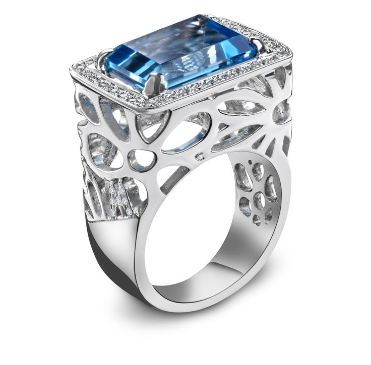 MOSSO: Colección de anillos Fiore di Toscana  #SantiagoElegante_Mosso #SantiagoElegante #mossolife #altajoyeria #joyas #mosso #mossostyle #lujo #anillos #luxury #design