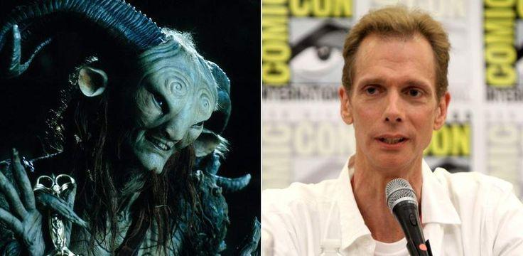 Doug Jones / El fauno de 'El laberinto del fauno' (2006) - Actores ocultos. Poniendo rostro a monstruos, criaturas y robots - 20minutos.es