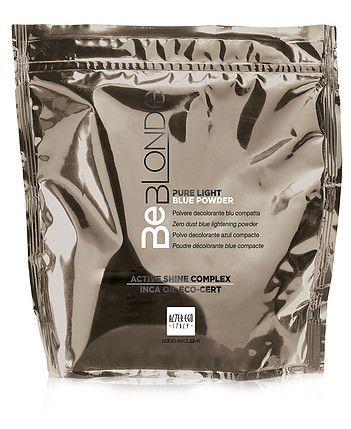BeBlonde presenteert een nieuwe blonderings-formule, deze mix van speciale actieve ingrediënten brengt het product naar een uitzonderlijk hoog niveau met een oplichtingsvermogen van maximaal 7 tinten. Voordelen: Een oplichtend product dat de haarstructuur respecteert. Ideaal voor gebruik met alle blonderingstechnieken en ontkleuringen,neutraliseert ongewenste onderliggende gele pigmenten. Stuifvrije, niet-vluchtige formule. Eenvoudig te mengen met Cream Co-Activator.