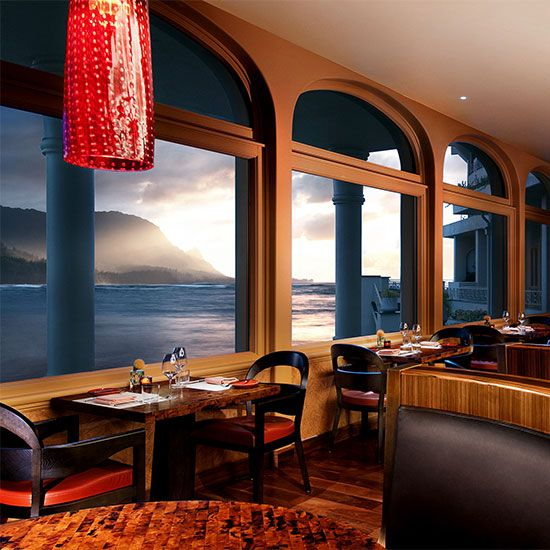 World's Best Restaurant Views on Food & Wine
