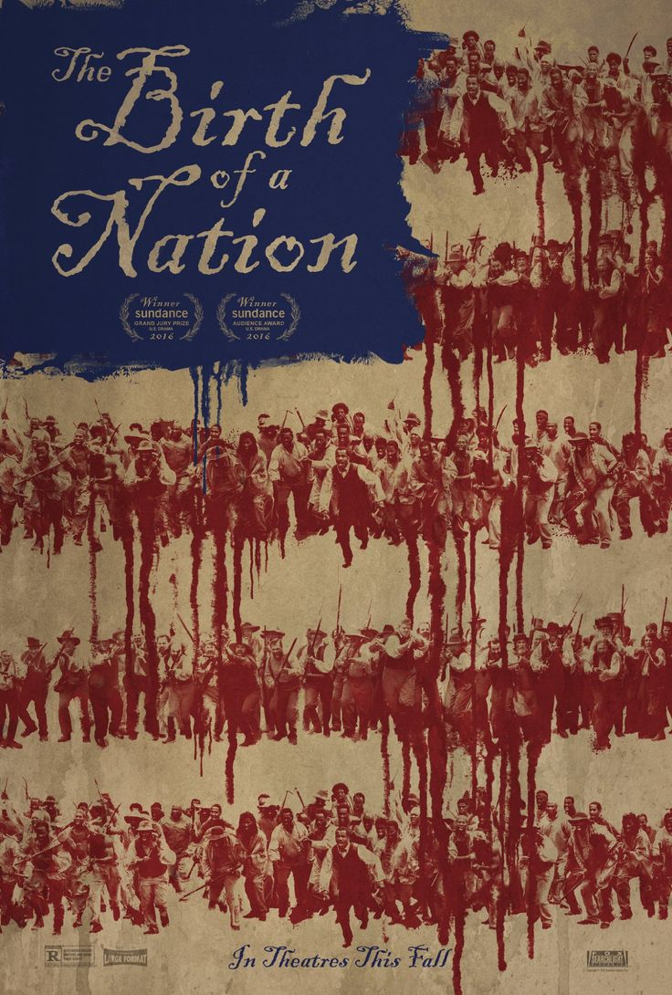 The Birth of a Nation (2016) - movie poster