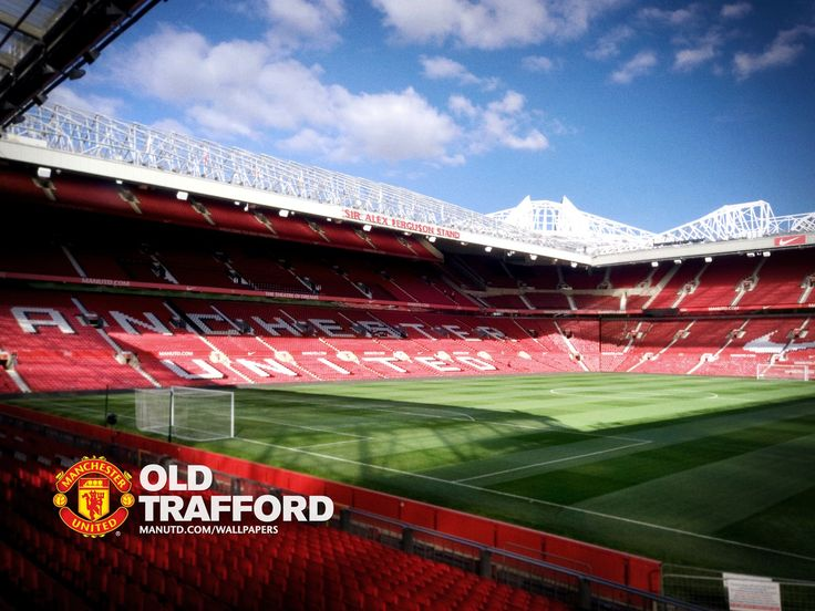 Old Trafford. amazing atmosphere every time