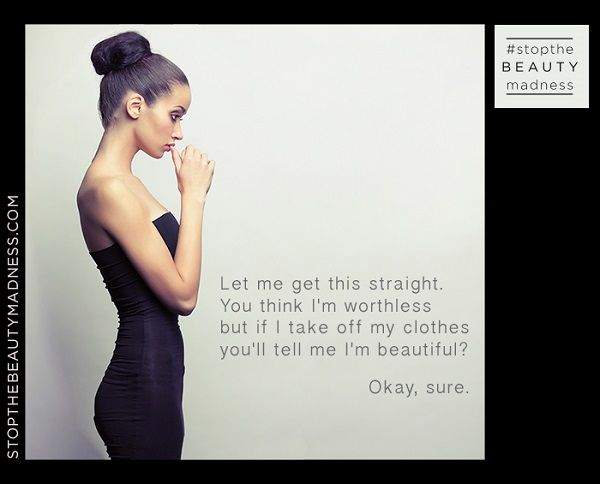 Ad campaign that will change your view on modern beauty standards