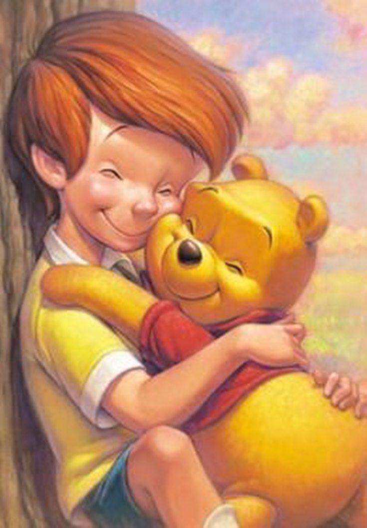 Милые картинки дружбы мультфильм