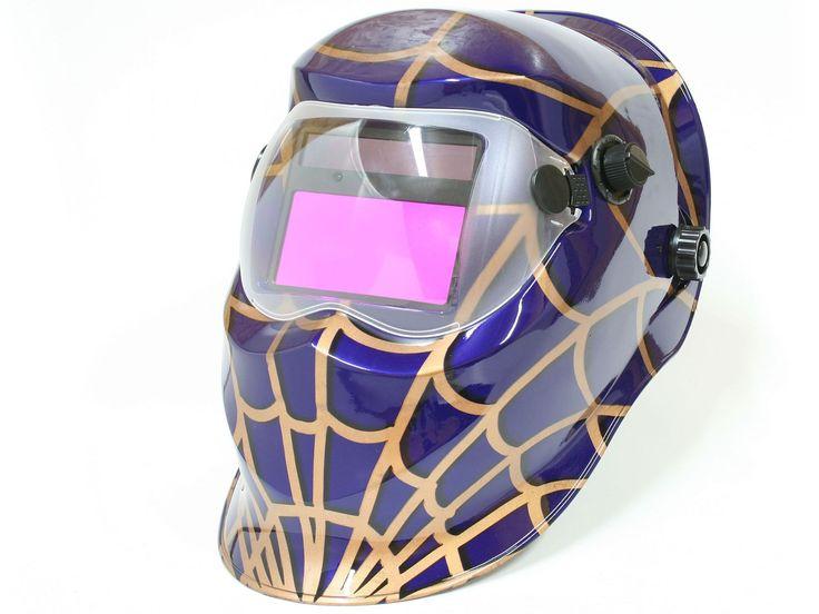 Masque de soudure Automatic 98x40 toile 1/25000s pas cher
