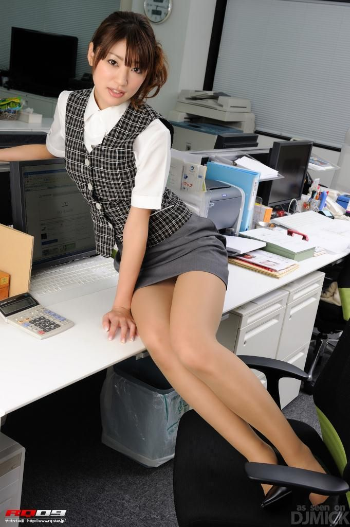 Funny Pictures - Featured | Japanese office lady, Office ...