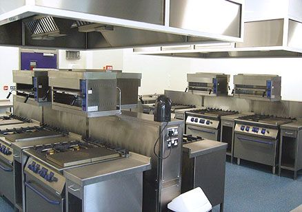 Commercial Kitchen Design – Factors To Consider… | The Kitchen Blog