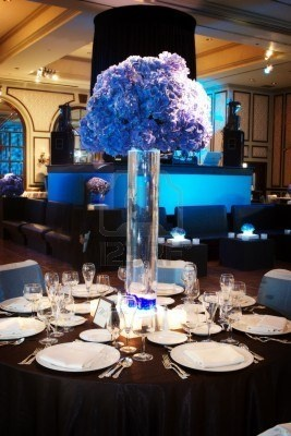 Banquet Table Set Up - Bing Images