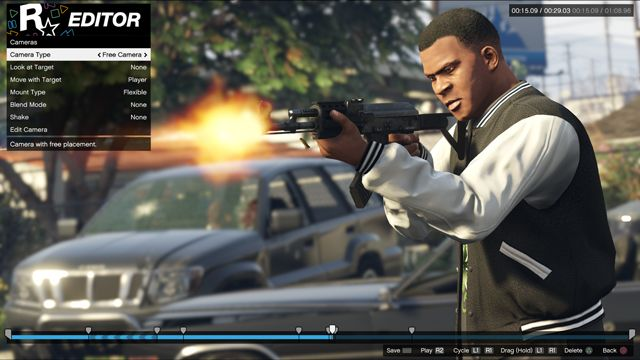 Rockstar Editor Coming to GTA V in September - Rockstar Games keeps humming along and Grand Theft Auto V updates keep rolling on in, and September will be no different. Rockstar has announced that this upcoming month will see the release of the Rockstar Editor. What's the Rockstar Editor, you ask? In case you haven't been keeping up-to-date o...