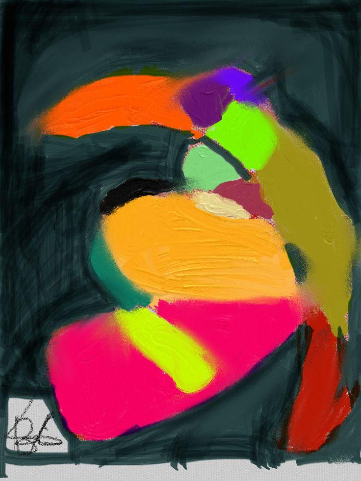 My creation in Art Set - Pro Edition on my iPad http://appstore.com/artsetproedition