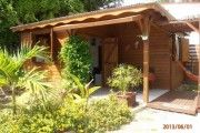 Casa COJO Bungalow creole CASA COJO Sainte Anne Guadeloupe - Location Bungalow #Guadeloupe #SainteAnne