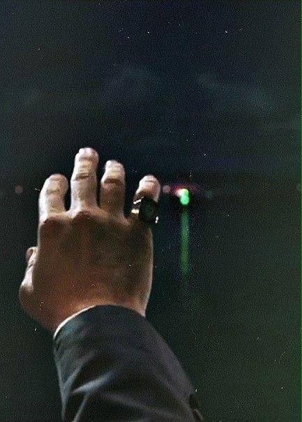 Gatsby & the green light