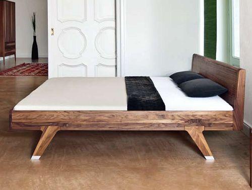 Massivholzbett design  47 best Betten images on Pinterest | Ulm, Couch and Germany