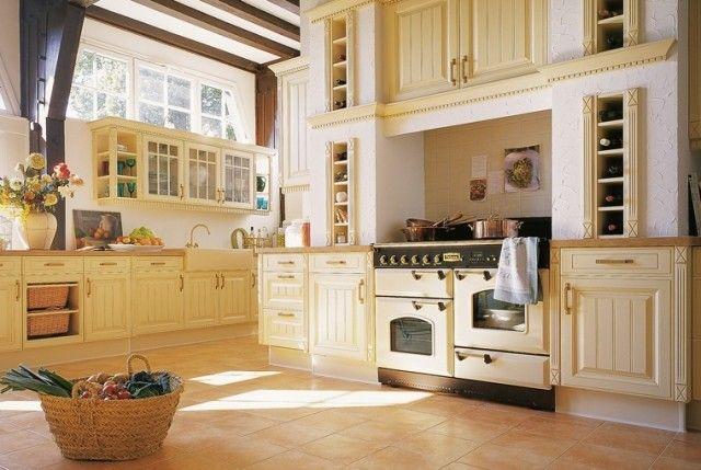 Armatura i sprzęt AGD ozdobą kuchni