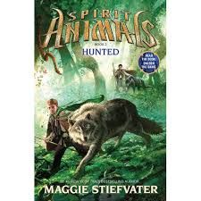 Spirit Animals Book 2: Hunted by Maggie Stiefvater reviewed by This Kid Reviews Books.