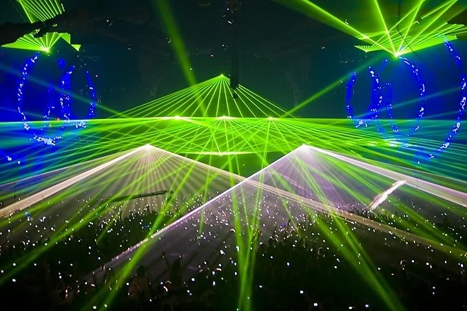 Qlimax. #lights #lasers #edm
