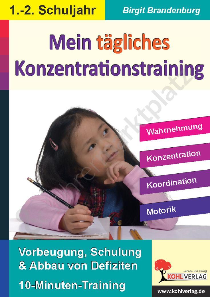 konzentrationstraining kostenlos