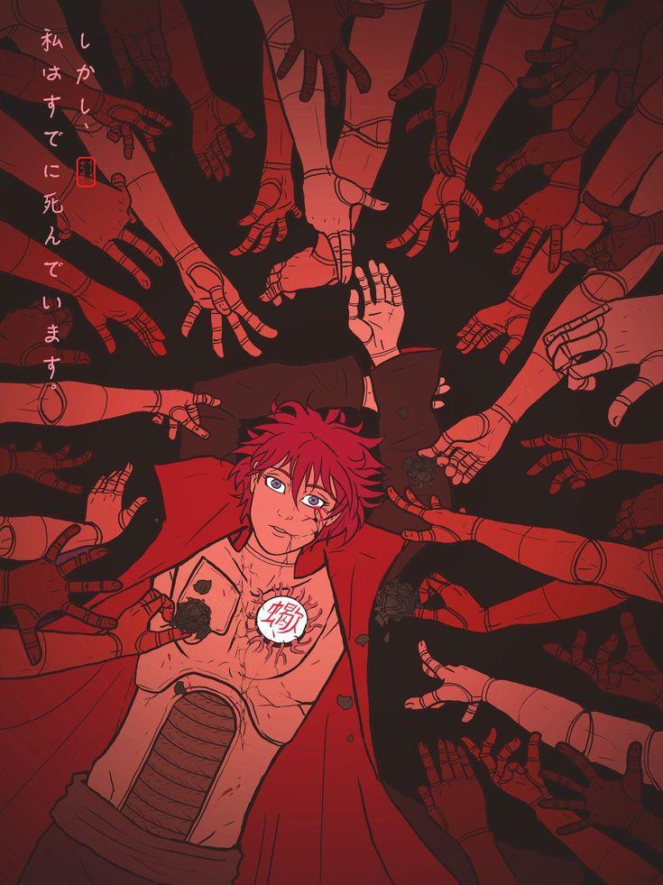Naruto shippuden Sasori