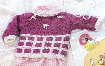 Yeni örgü bebek kıyafetleri