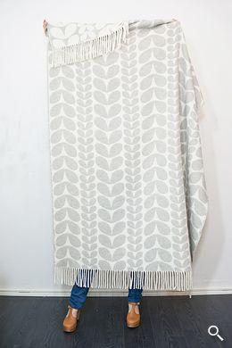 Blanket Karin Concrete